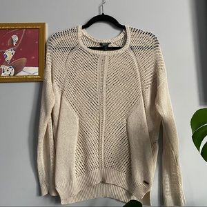 Roots Knit top